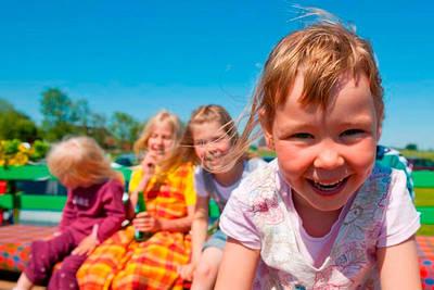 Veranstaltung für Kinder . (© Foto Oliver Franke)