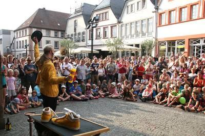 Internationales Zauberfestival Zauberhaftes St. Wendel