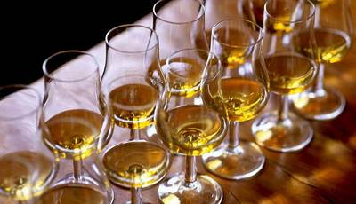 Irish Whiskey-Tasting