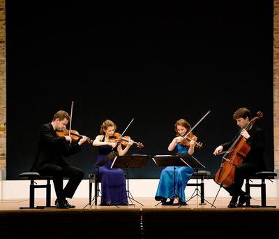 Armida Quartett MO 4.9.17, 20.00 Uhr Saal Hotel Bellevue