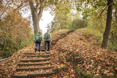 Wanderlust und Tafelfreuden in Homburg. (© Eike Dubois)