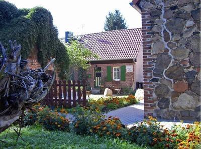 Alte Schulscheune, Foto D. Morgenstern, Tourismusverein Scharmützelsee e.V.