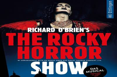 Richard OBriens The Rocky Horror Show