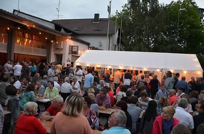 Sommernachtsfest der Feuerwehr Hochheim am Main