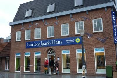 Nationalparkhaus Hafen Husum. (© Tourismus und Stadtmarketing Husum GmbH)