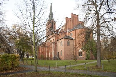 St.-Gertraud-Kirche Frankfurt