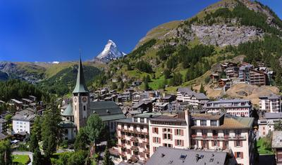 Guided Village Tour Zermatt English
