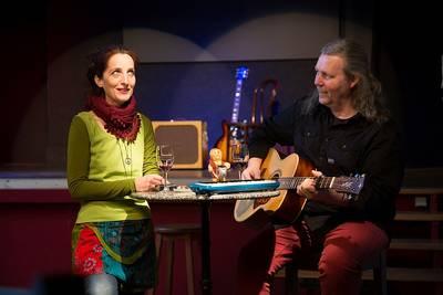 Konzert mit Nicole Singler-Schnelle und Kurt Zimmermann