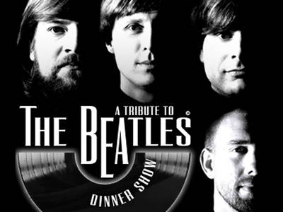 A Tribute to THE BEATLES Dinner ShowWORLDofDINNER GmbH & Co. KG. (© A Tribute to THE BEATLES Dinner Show)
