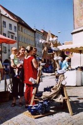 Wasserburger Tpfermarkt