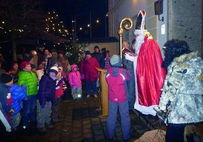 Weihnachtsmarkt in Rimsting am Chiemsee
