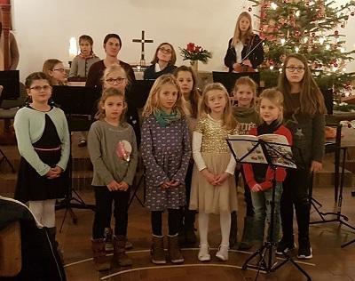 Kirchenkonzert-Weihnachtskonzert