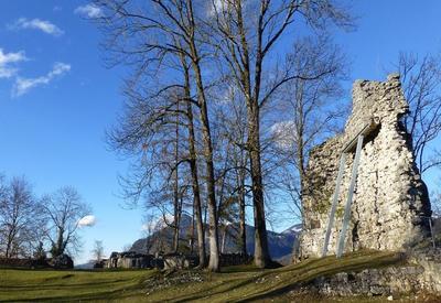 Historische Wanderung Rund um die Auerburg