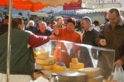 Wasserburger Kathreinsmarkt, verkaufsoffener Sonntag