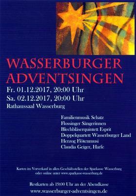 52. Wasserburger Adventsingen