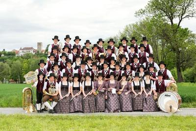 Jubilumskonzert der Musikkapelle Neubeuern