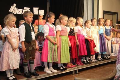 Chorgemeinschaft Kinderchor Boarisch singa und spuin