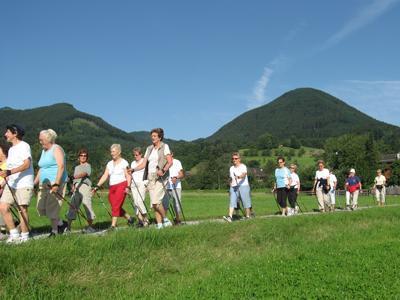 Nordic-Walking-Treff
