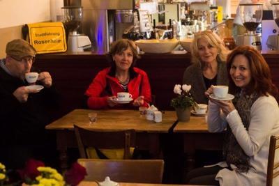 Kunstmhle Rosenheim und Dinzler Kaffeegenuss