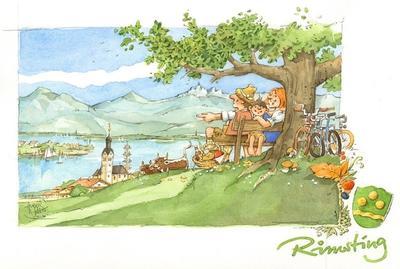 Apfelkuchentag in Rimsting am Chiemsee