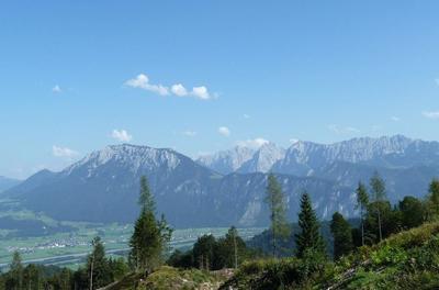 Gefhrte Wanderung zum Schwarzenberg