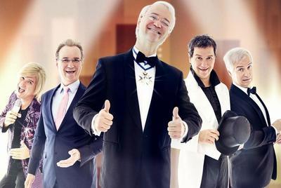 Aibling ABO Wolfgang Krebs - Die Watschenbaum-Gala