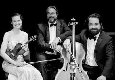 Schlosskonzert Atos Trio Klaviertrio
