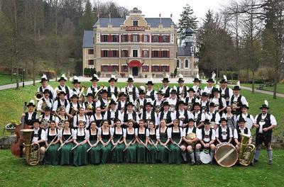 Frhschoppenkonzert mit der Musikkapelle Vagen