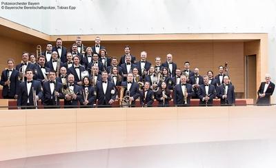 Benefizkonzert mit dem Polizeiorchester Bayern