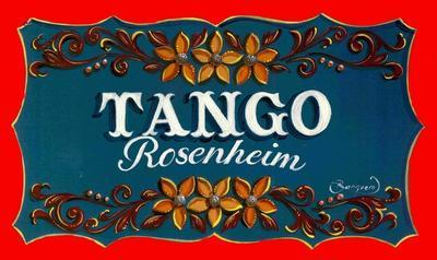 Tango Rosenheim ldt zu einer Tangotanzveranstaltung ein