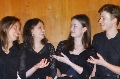 3. Klassiktage - Junge Künstler - Abaco-Quartett
