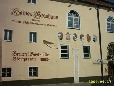 Brauereifhrung Schneider Weisse