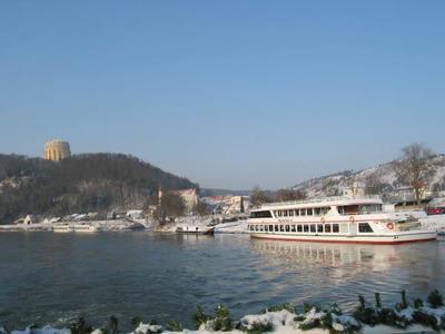Glhwein-Schifffahrt Donaudurchbruch