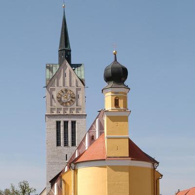 Stadt Neustadt. (© Tourist-Information_Foto Mayer)