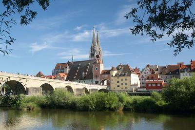 Regensburg. (© Tourismusverband Regensburg)