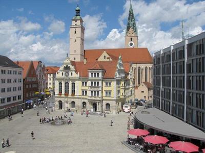Ausflugsfahrt Ingolstadt