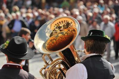 Kurkonzert mit der Schambachtaler Blasmusik