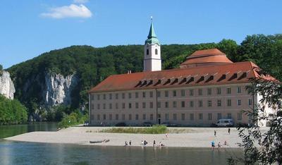 Kloster Weltenburg. (© TV Kelheim)