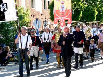 Stadtfest in Neustadt a.d.Donau