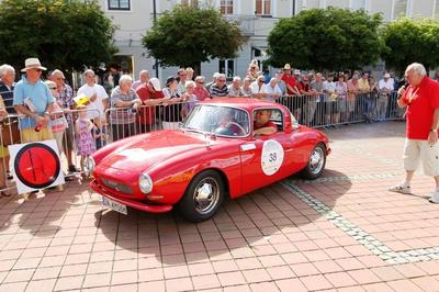 DONAU CLASSIC - Oldtimer zu Gast in Bad Gögging