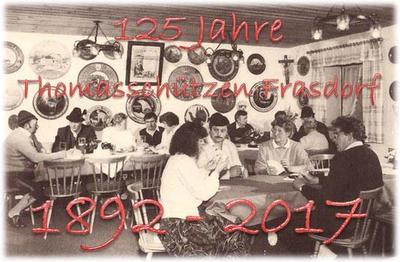 125 Jahre Schtzenverein Frasdorf