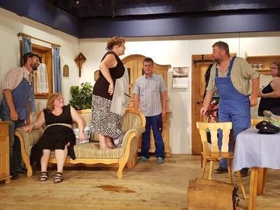 Bauerntheater Opas Wiedergeburt