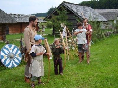 Kelten-Abenteuernachmittag