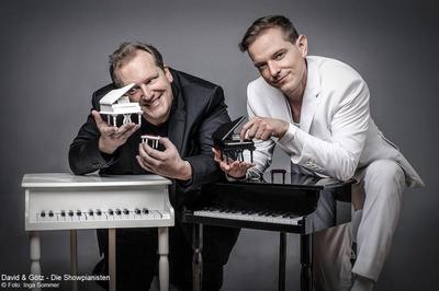Weihnachtskonzert mit David & Gtz - Die Showpianisten