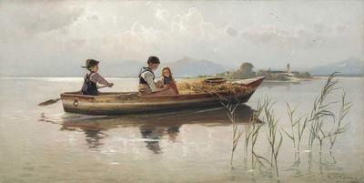 Herbstausstellung Inselgalerie Gailer