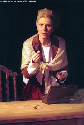 Theaterabend Katharina Lutherin zu Wittenberg