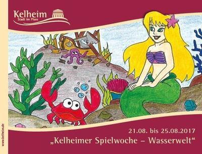 Kelheimer Spielwoche - Wasserwelt