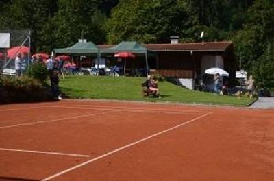 Schnuppertraining Tennis