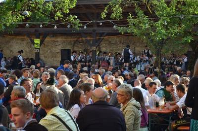 Klosterfest der Niederaudorfer Ortsvereine