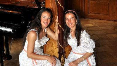 Concert for Harp and Piano Duo PRAXEDIS